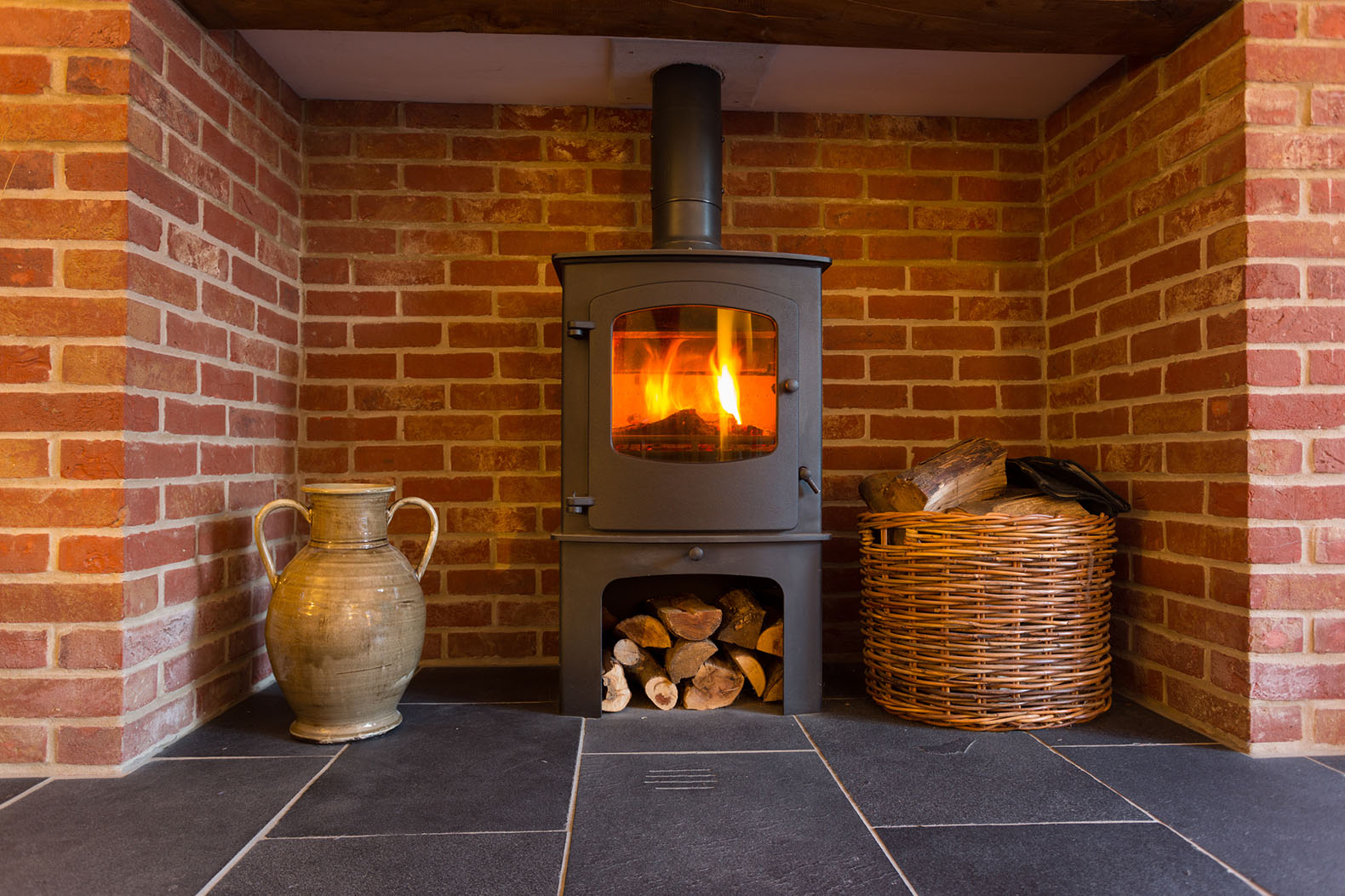 London considers banning wood burning stoves to tackle air Wood burning stoves