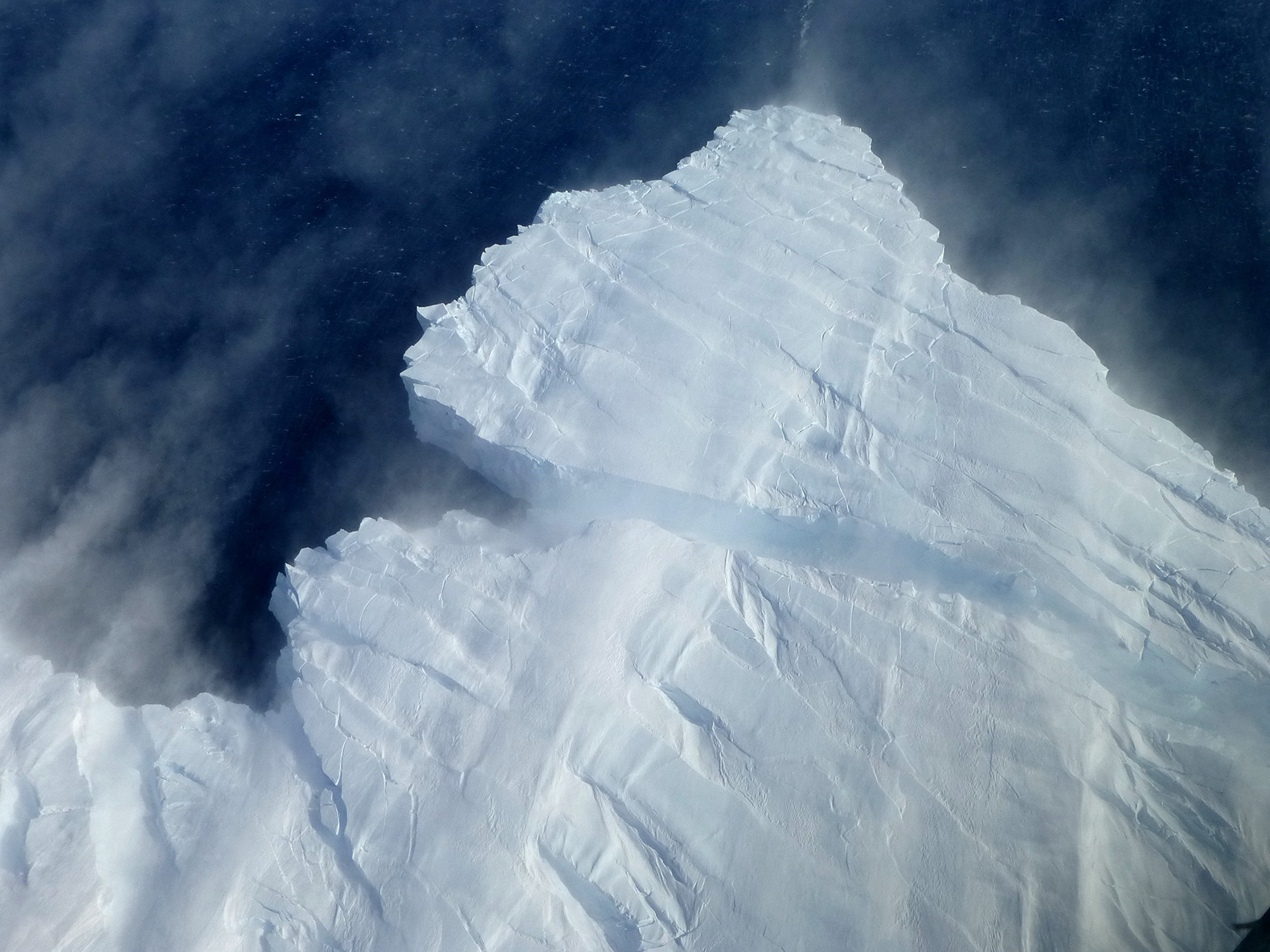 Meteorologist warns collapse of two Antarctic glaciers could flood every coastal city on Earth