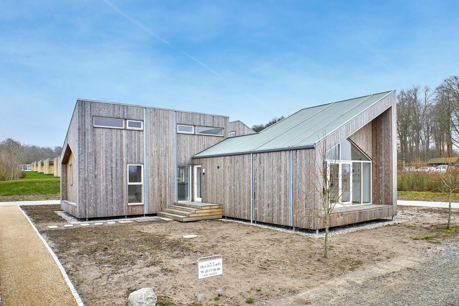The world 39 s first biological house opens in denmark for Green home building