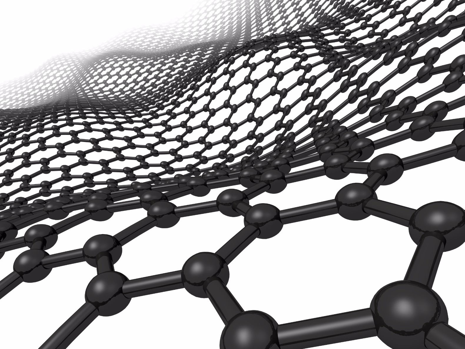 Newly discovered property of graphene could lead to infinite clean energy