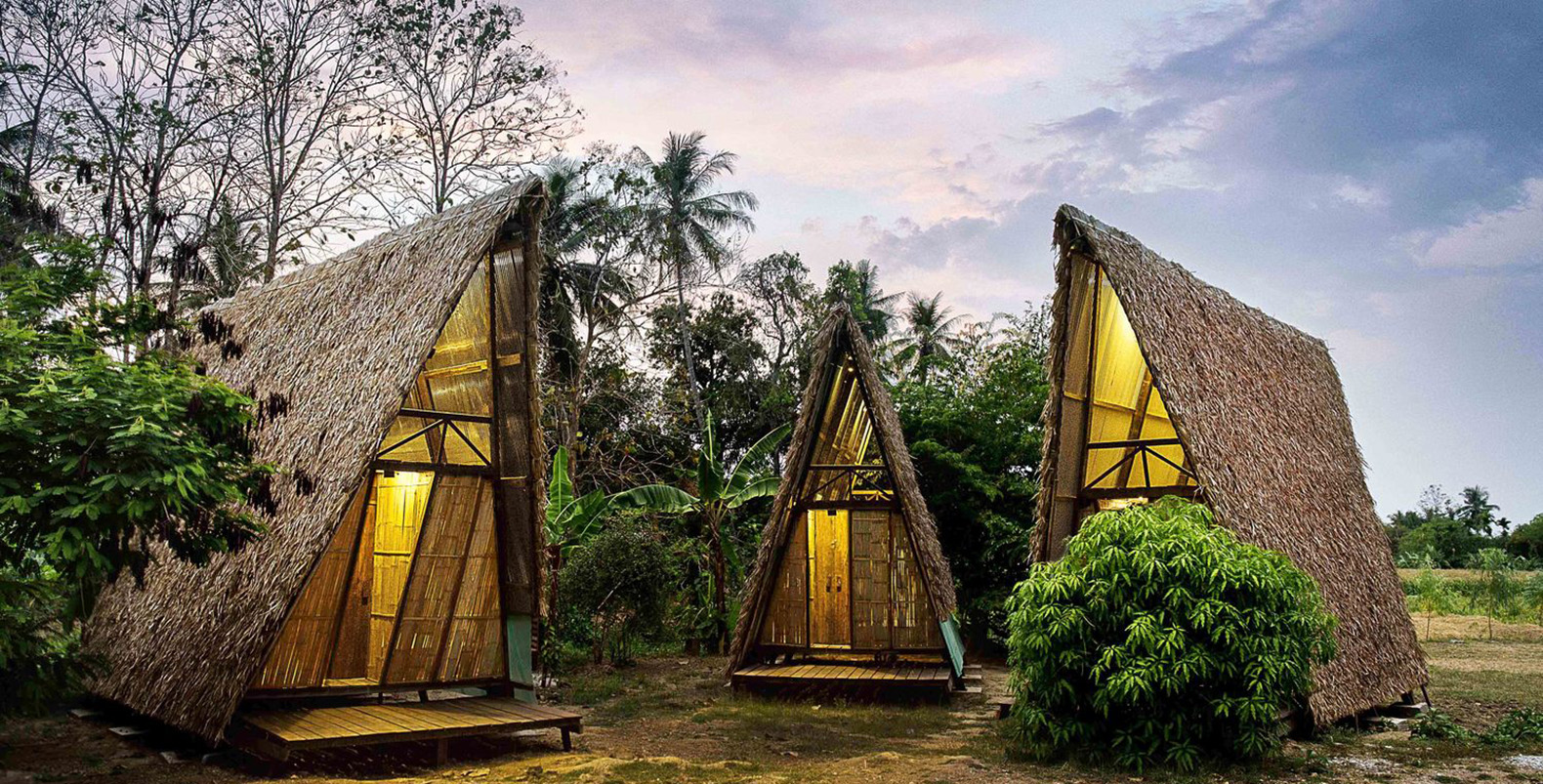 This modular orphanage in thailand was built using local for Thailand architecture