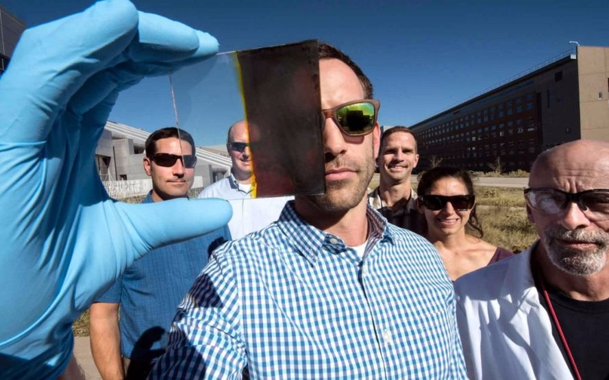 NREL, solar window, solar energy