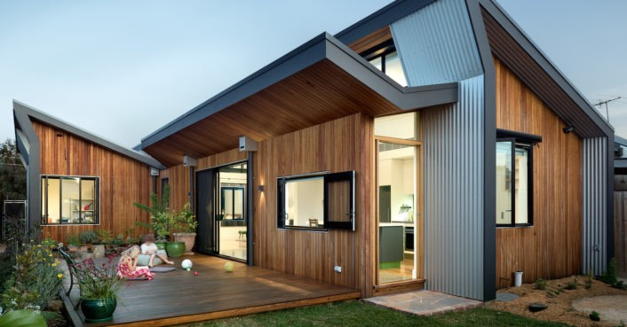 Beautiful Northcote Solar Home shows off modern energy-efficient family living