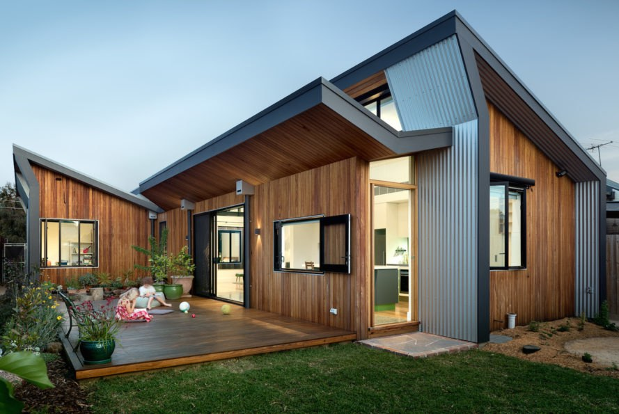 Northcote Solar Home by Green Sheep Collective, Northcote Solar Home Melbourne, sustainable Melbourne architecture, energy efficient Melbourne home, energy efficient suburban architecture,