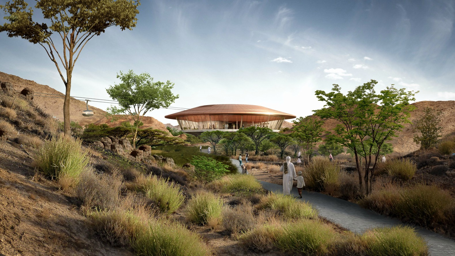 World\'s largest botanical garden to bloom in the desert of Oman ...