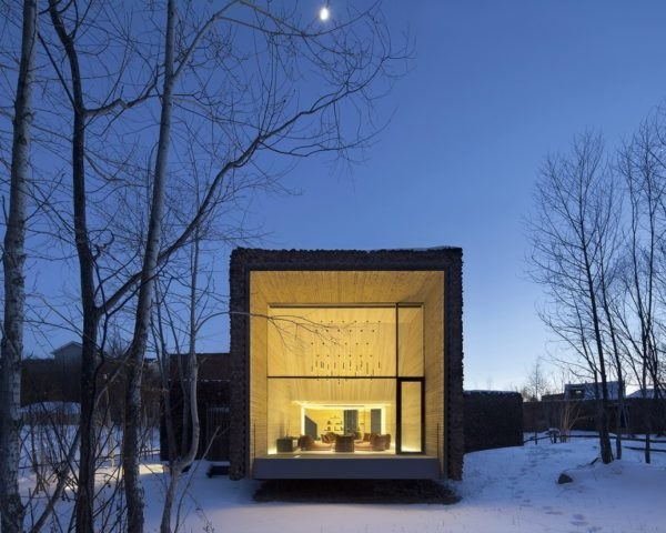 Origin Architect, Forest Valley Villas, Eurasia-Changbai Mountain, china, china architecture, chinese lodgings, cabin design, off grid cabins, glamping china, eco cabins, sustainable cabins, green design, forest bathing china, chinese luxury cabins,
