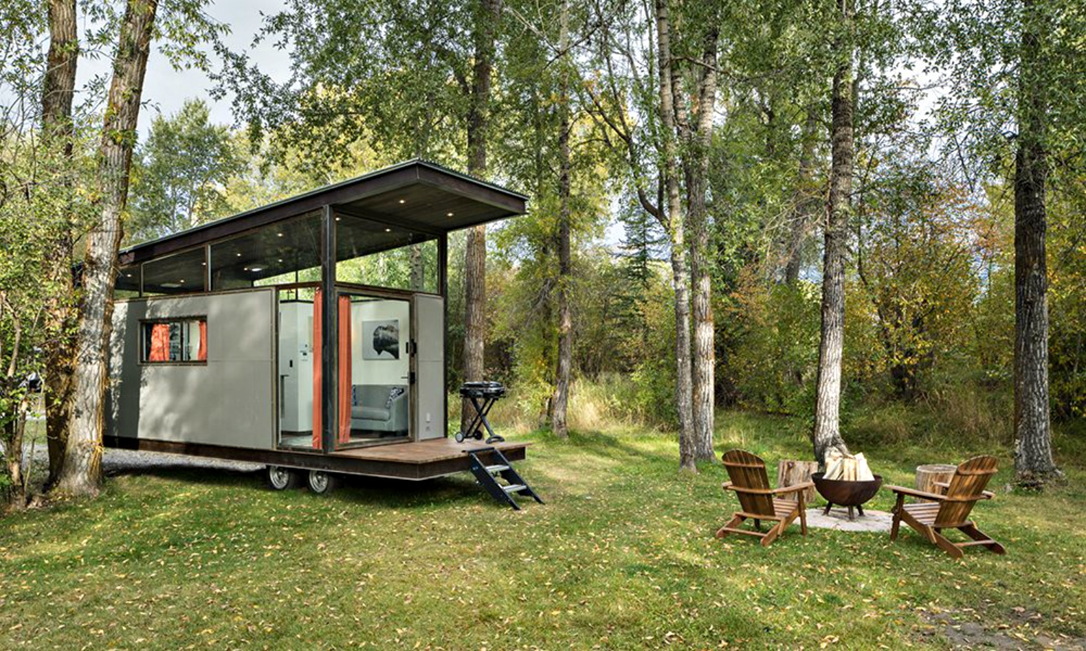 Bon Wheelhaus, Roadhouse, Tiny House RV Hybrids, Tiny House Living, Off Grid
