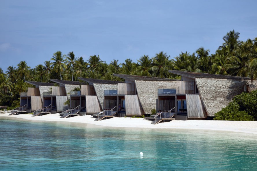 Stunning Private Island Resort In The Maldives Aims For