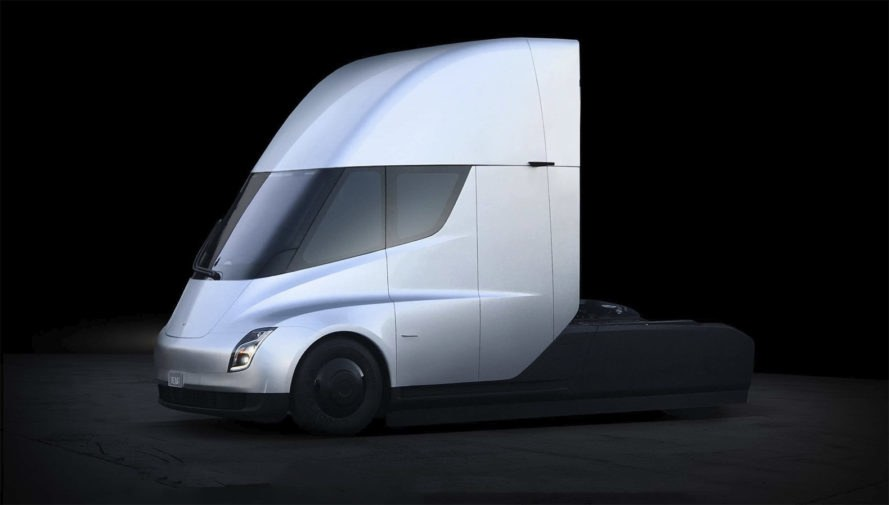 Tesla, Tesla semi truck, electric semi truck, semi truck, green transportation, green trucking, sustainable transportation, sustainable trucking, trucking industry, green trucking industry, Telsa, Tesla electric motors, Tesla electric truck, Tesla e-semi, Tesla etruck, Tesla cargo truck, Tesla semi trailer truck