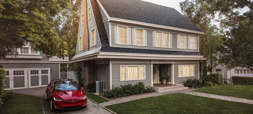 Tesla, Tesla Solar Roof, Solar Roof, solar roofs, roof, roofs, Elon Musk, solar, solar power, solar energy, renewable energy, clean energy, rooftop, rooftops, roof tiles, solar roof tiles