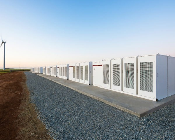 Tesla, Elon Musk, Hornsdale Power Reserve, Hornsdale Wind Farm, Neoen, South Australia, Australia, grid, battery, batteries, battery storage, battery system, energy storage, Powerpack, Powerpacks, renewable energy, renewables, energy, wind, wind power, wind energy, wind farm