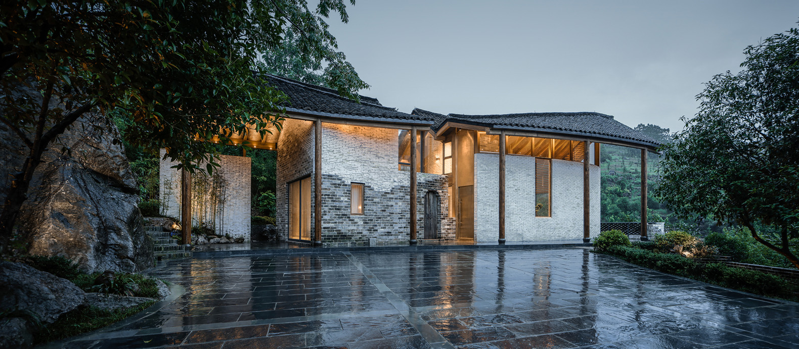 Rsaa transforms bandoned house into a gorgeous sanctuary for Local home design