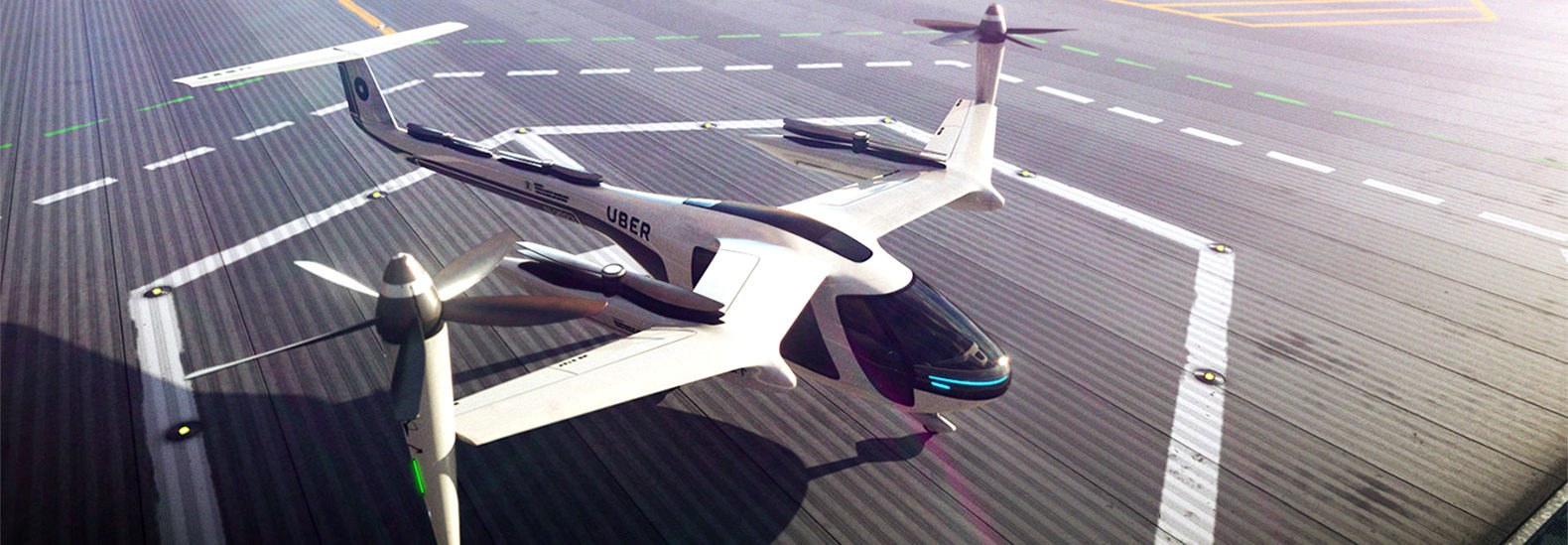 Uber And Nasa Team Up To Launch Flying Taxis By 2020
