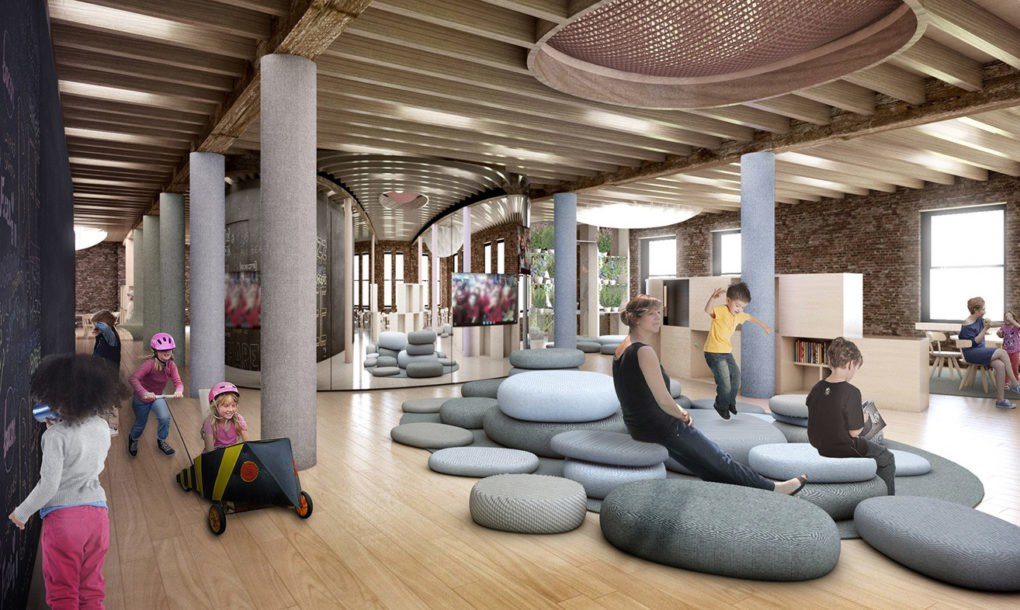 Big And Wework Reveal Plans For Interactive Wegrow