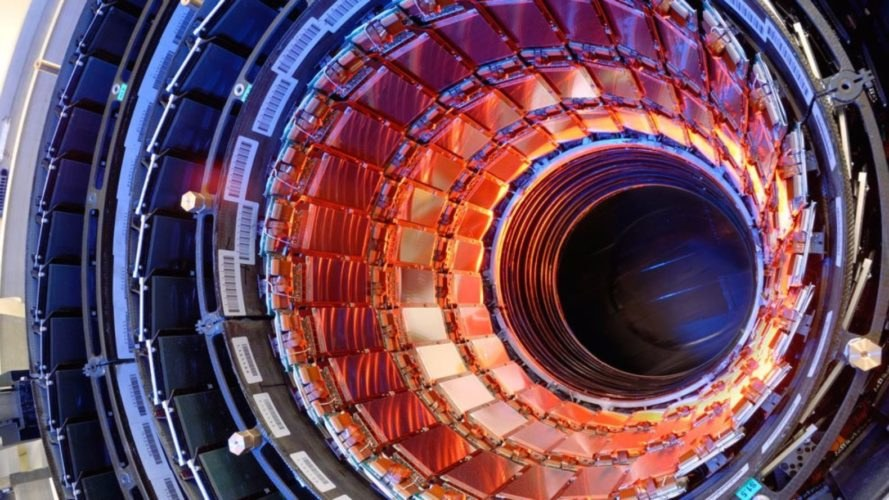nuclear energy, nuclear fusion, Large Haldron Collider
