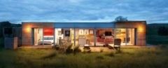 Shipping Container Home, Ty Kelly, montana shipping container home, reclaimed materials, reclaimed wood, green building, sustainable building, sustainable home design, tiny home living, tiny home design, shipping container tiny home, tiny home off grid, shipping container home,