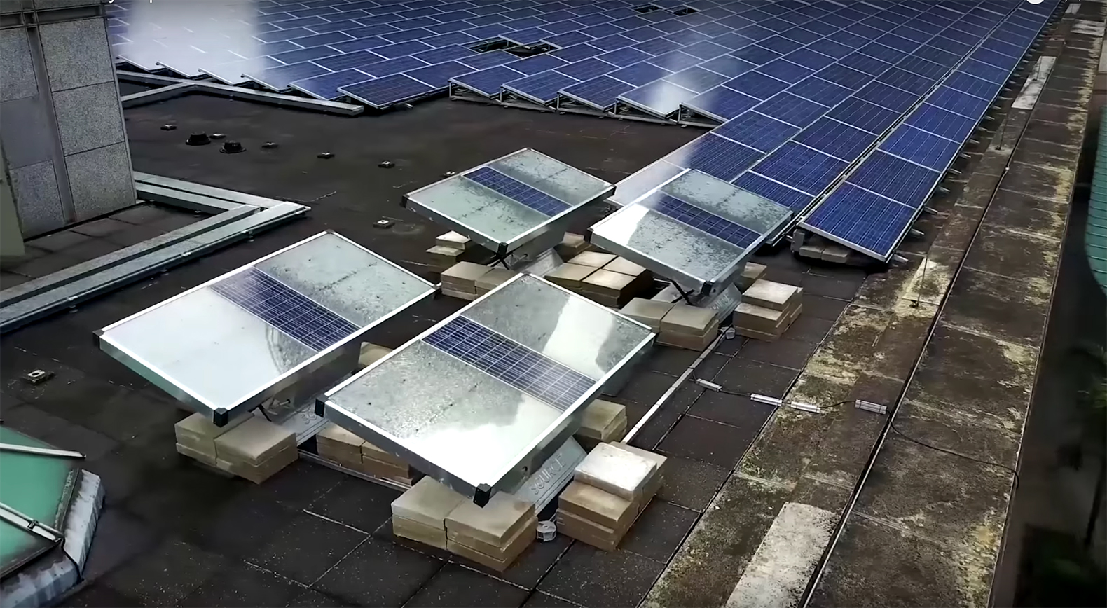 New rooftop solar hydropanels harvest drinking water and