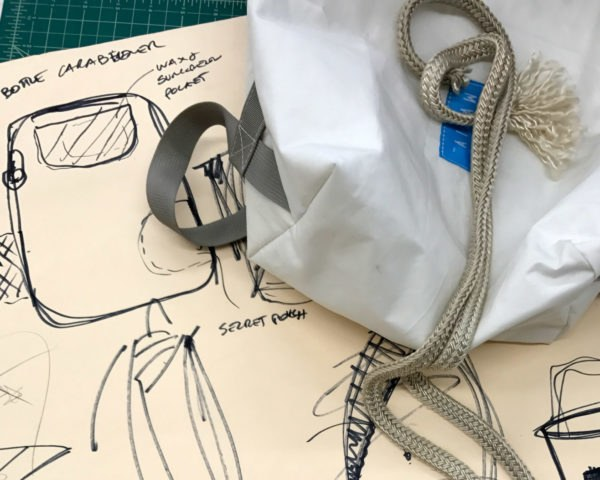 c8b46cd06720 Yves Béhar recycles wetsuits and boat sails into ocean-friendly bags