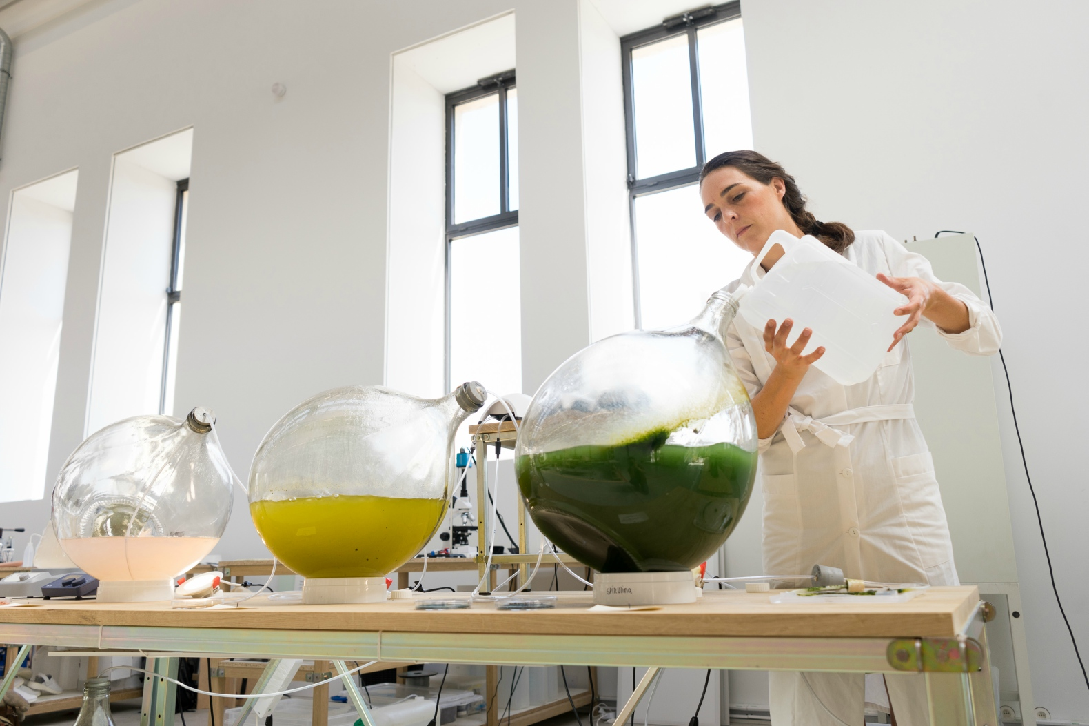 New 3D-printed algae could revolutionize the way we make things