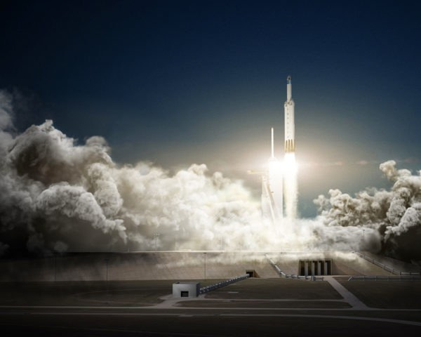 SpaceX, Falcon Heavy, rocket, rockets, space, launch, rocket launch