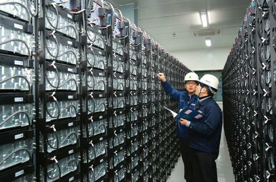 Hyundai Electric, Hyundai Electric and Energy Systems, technology, battery, batteries, battery storage, energy
