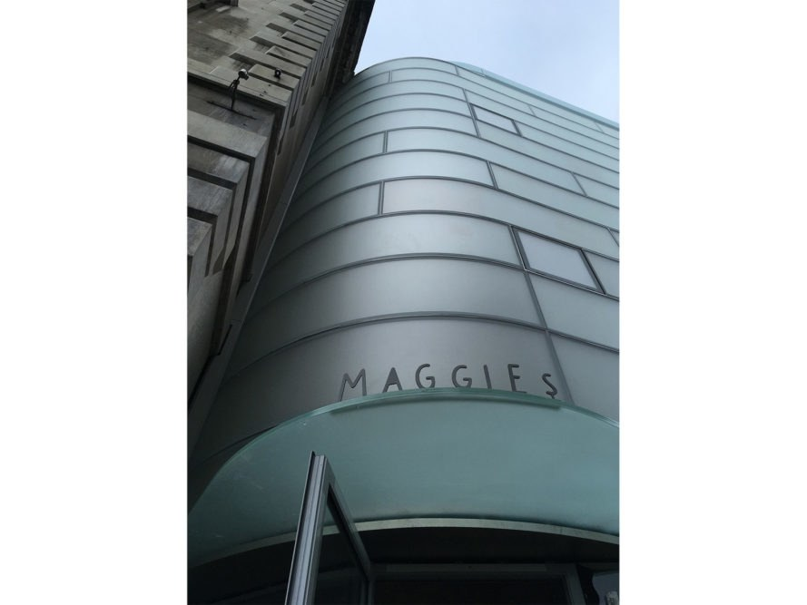 Maggie's Center by Steven Holl Architects, Maggie's Center London, Maggie's Centers UK, Maggie's Center St Barts, Maggie's Center St Bartholomew Hospital, medieval-inspired modern architecture, cancer center London,