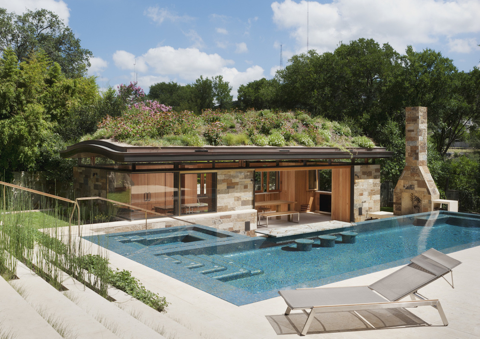 Pool House | Inhabitat - Green Design, Innovation, Architecture ...