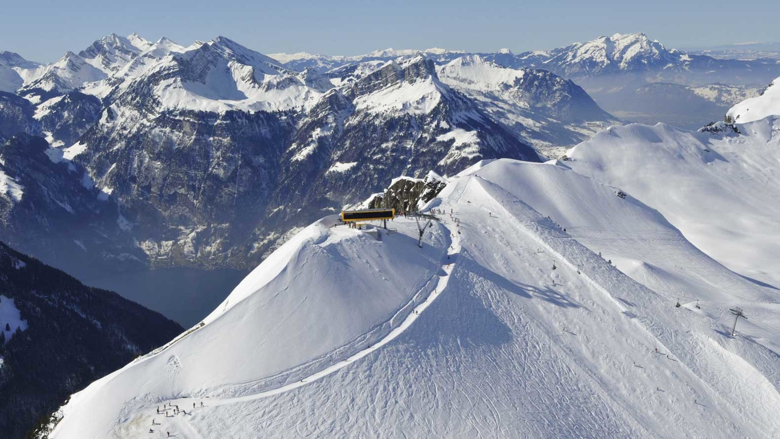 Switzerland to open world's steepest funicular railway