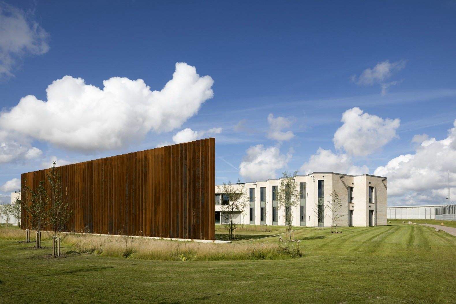 Denmark just opened the world s most humane maximum for Jail architect