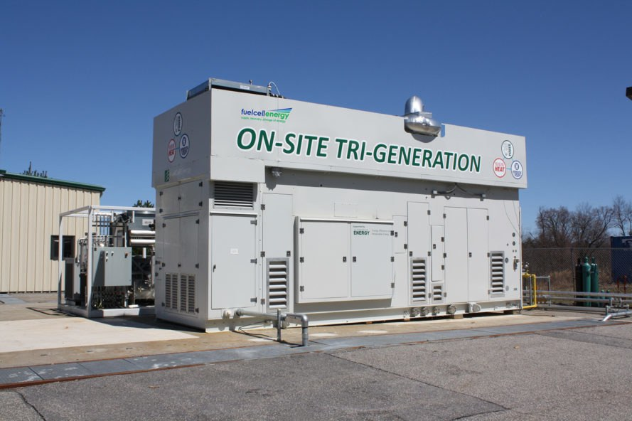 Toyota, FuelCell Energy, Project Portal, Tri-Gen, Port of Long Beach, Long Beach Port, hydrogen, hydrogen car, hydrogen cars, hydrogen truck, hydrogen trucks, power plant, power plants, power station, power stations, renewable energy