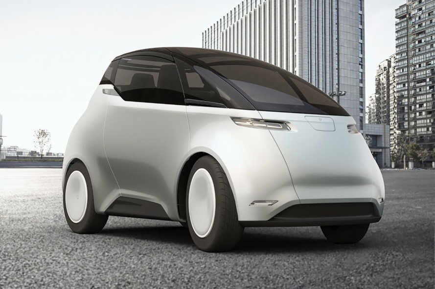 Uniti, car, electric car, electric vehicle, automotive, car design