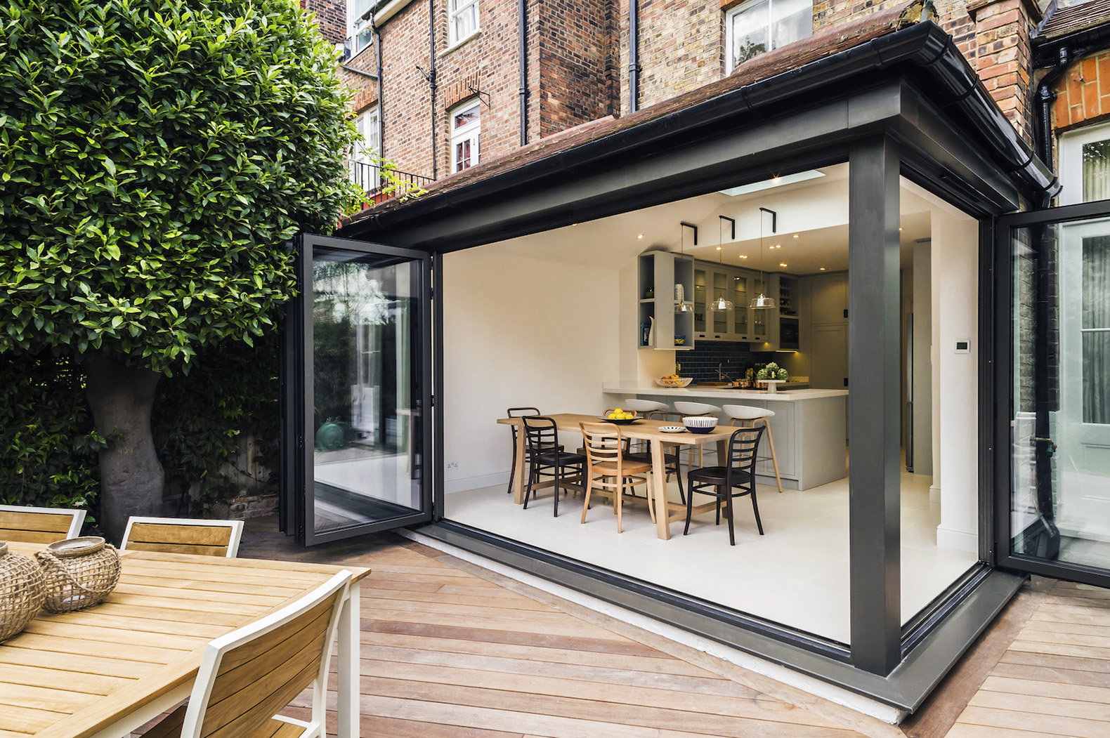 enchanting modern townhouse interior design | London architects infuse dated Victorian townhouse with ...