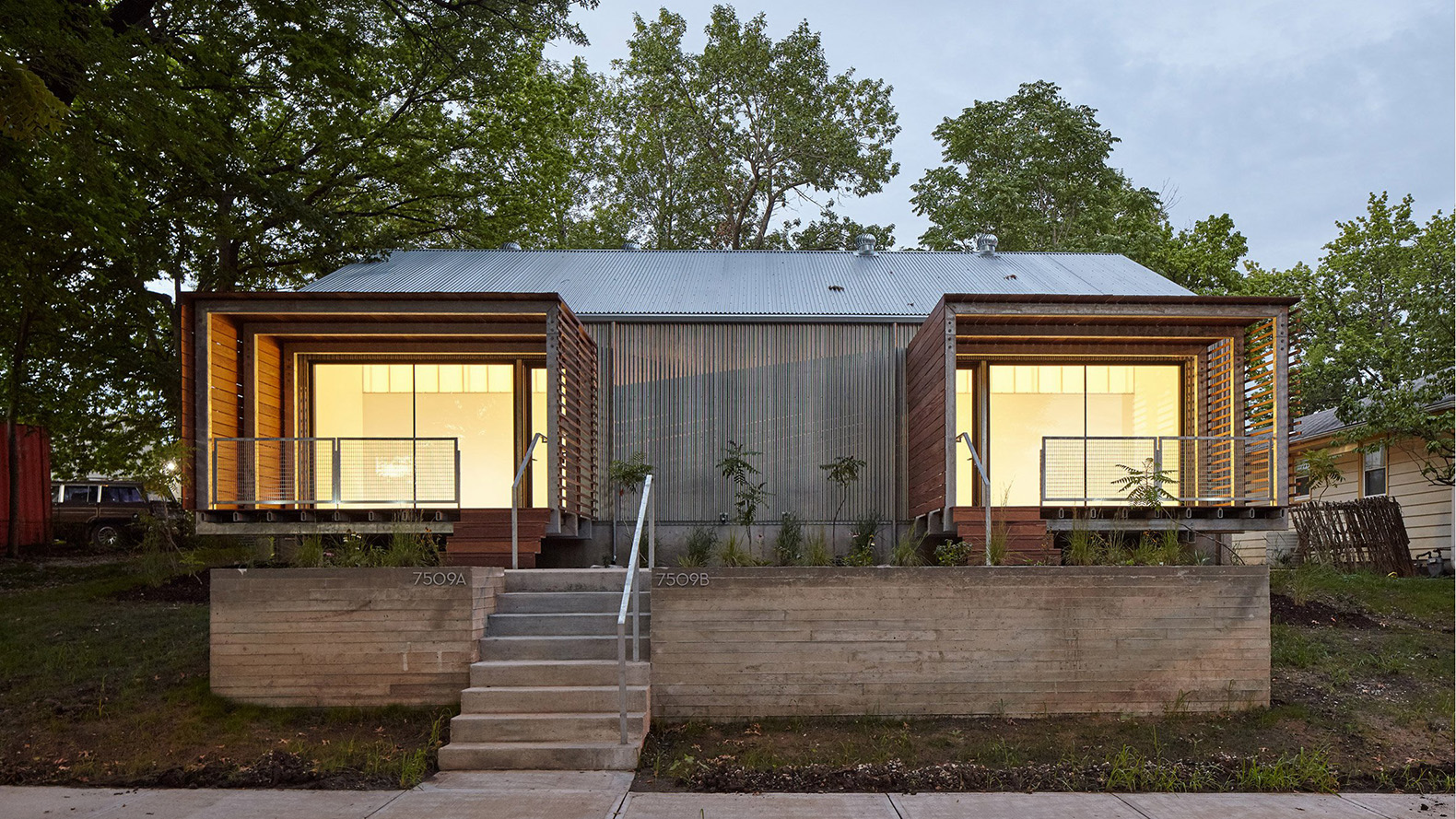 Kansas state students built this charming affordable home for The affordable house