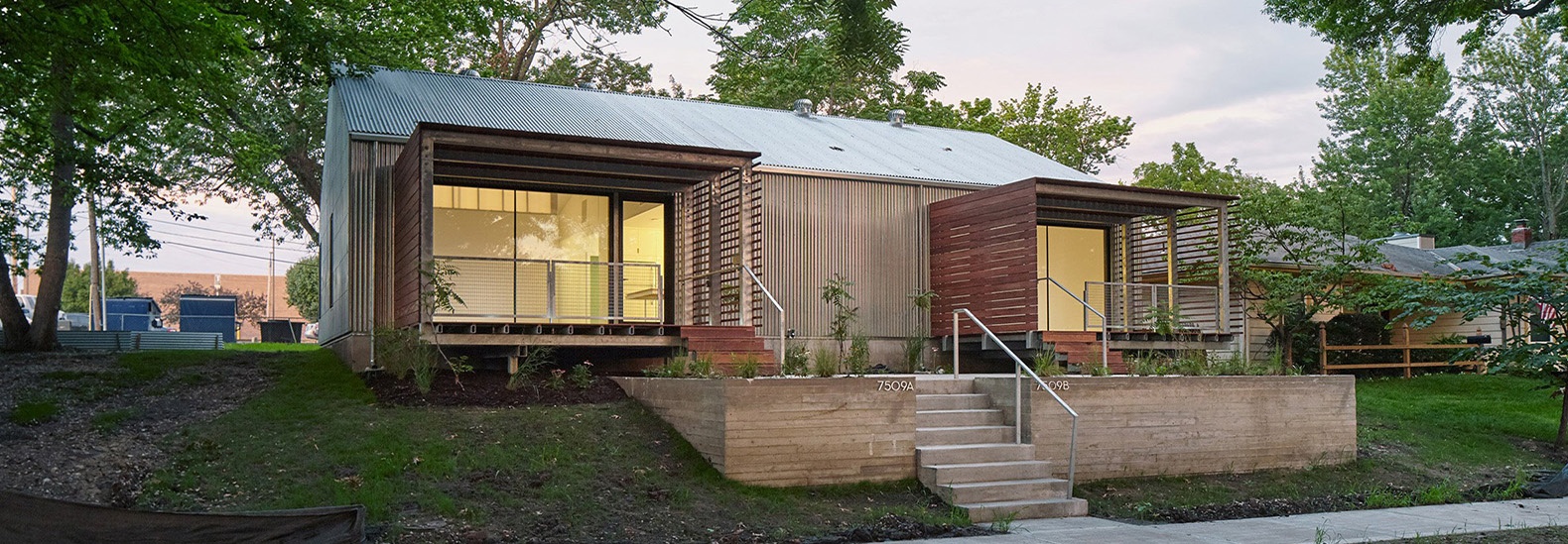Kansas State students built this charming affordable home for low ...