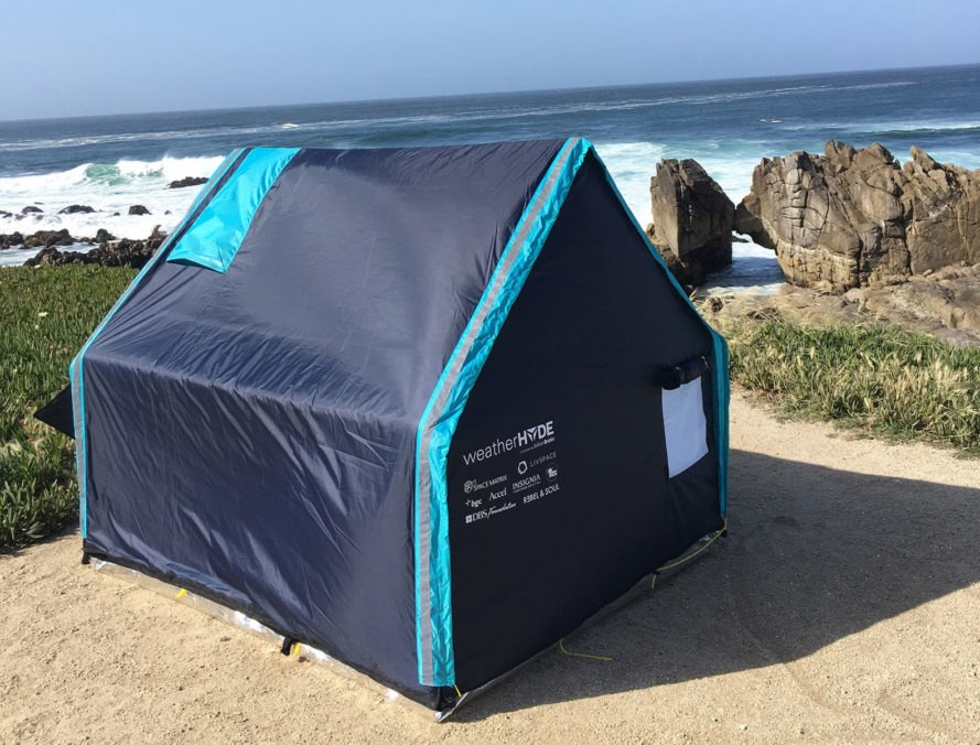 weatherHYDE, billionBricks, tent, tents, shelter, shelters, design, beach