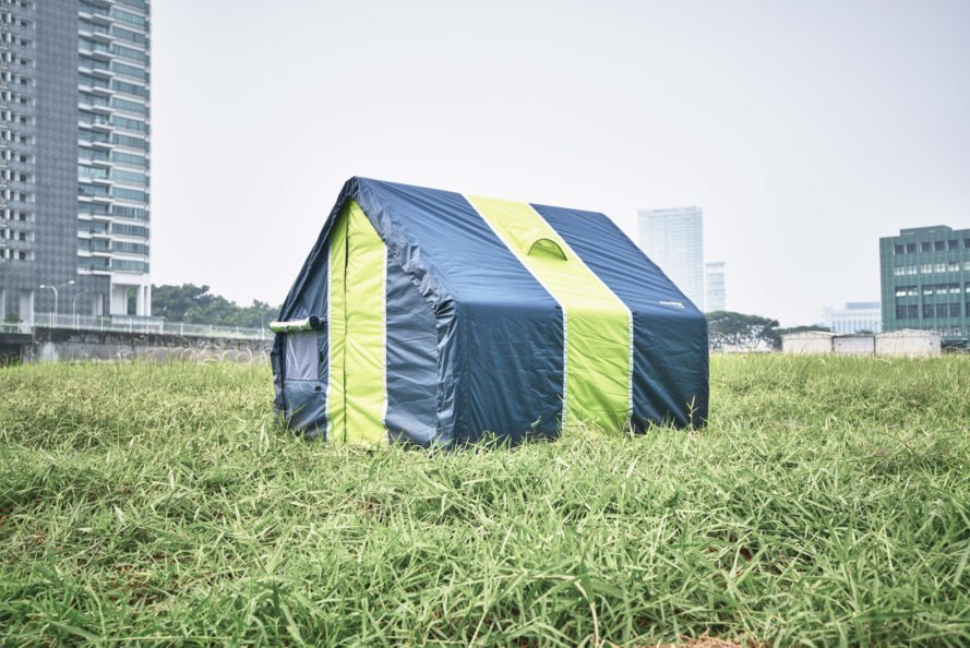 weatherHYDE, billionBricks, tent, tents, shelter, shelters, design