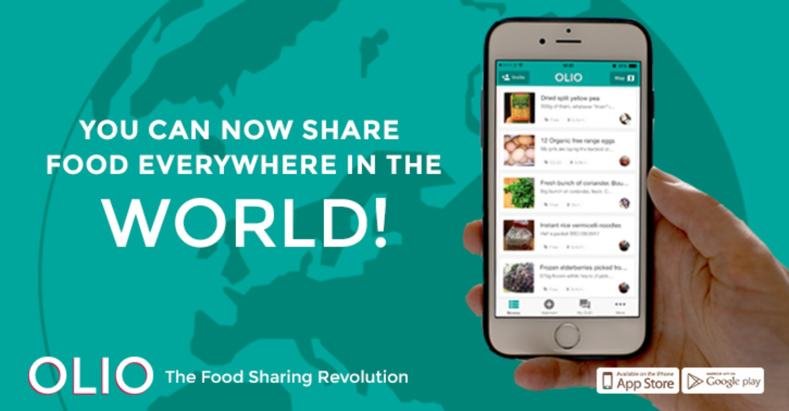 Image result for olio app