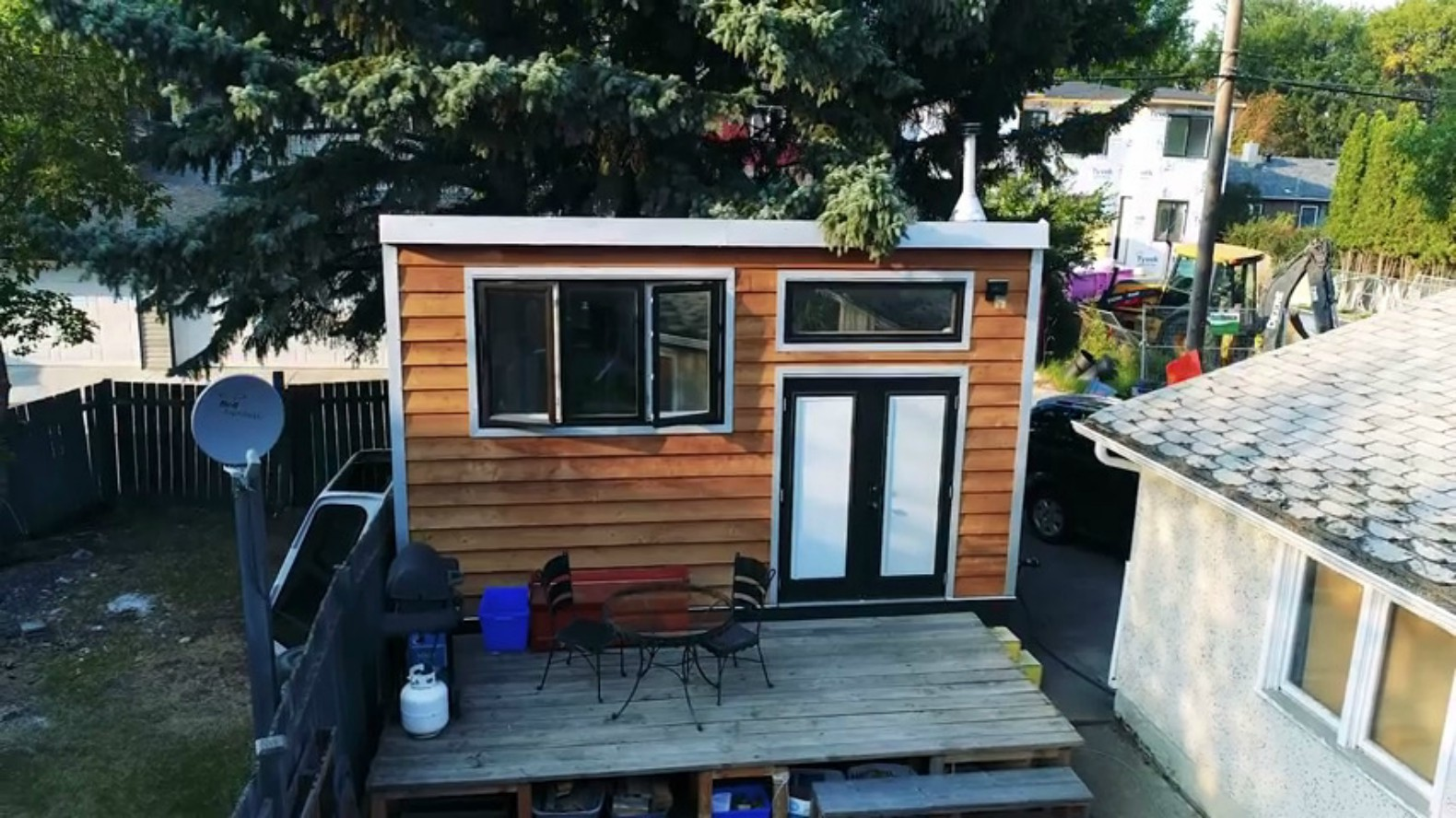 Tiny Homes Home Design Living Big In A House Firemans