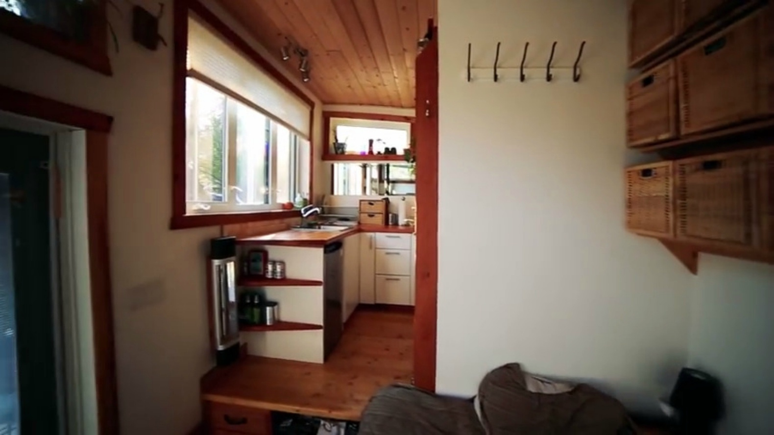 Tiny Homes, Tiny Home Design, Living Big In A Tiny House, Firemanu0027s Tiny