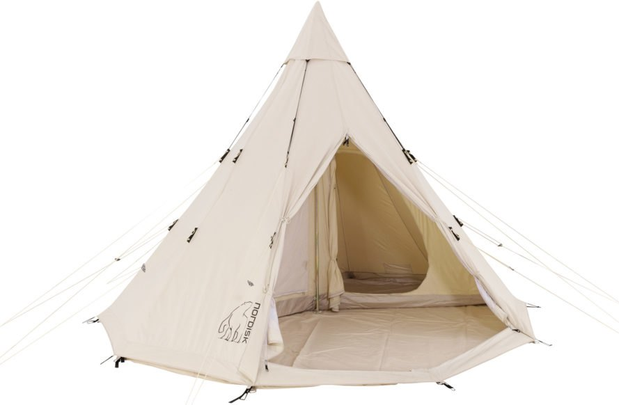 These Danish tents are inspired by the iconic tepee and ...