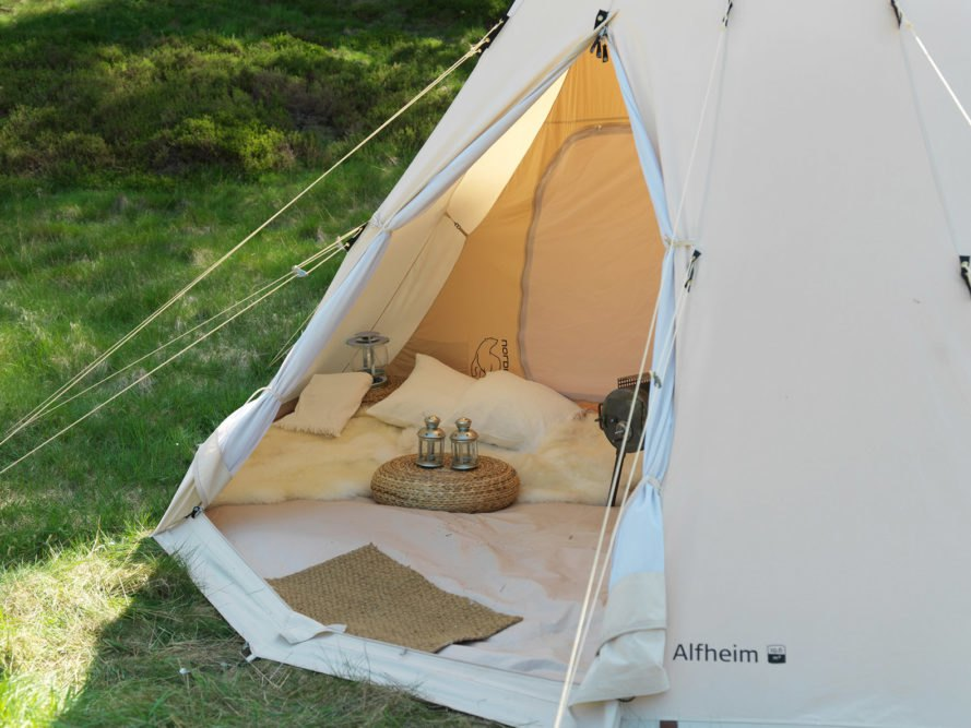 Nordisk, Alfheim, Nordisk Alfheim, tepee, tent, camping, glamping