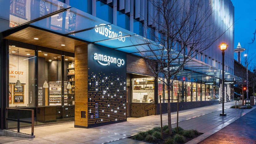 Amazon Go, Amazon, Seattle, grocery, grocery store, supermarket