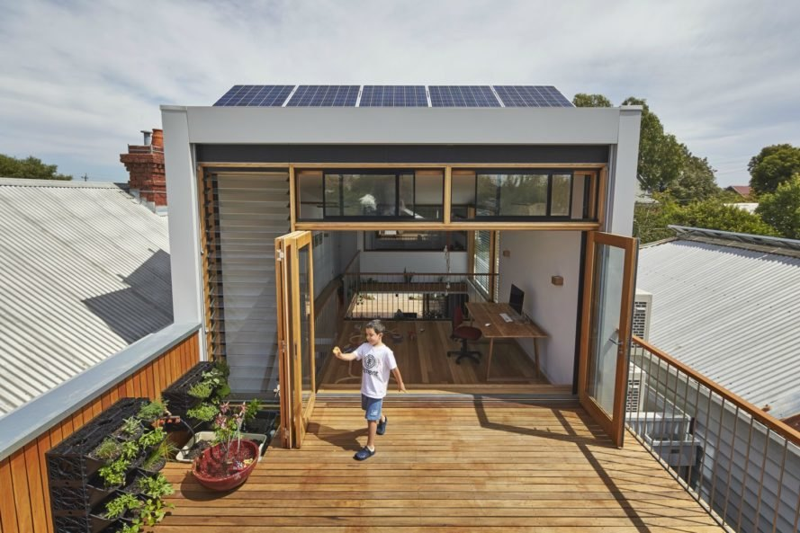 Beyond House, Ben Callery Architects, Sustainable Architecture, Melbourne  Sustainable Home Design, Green