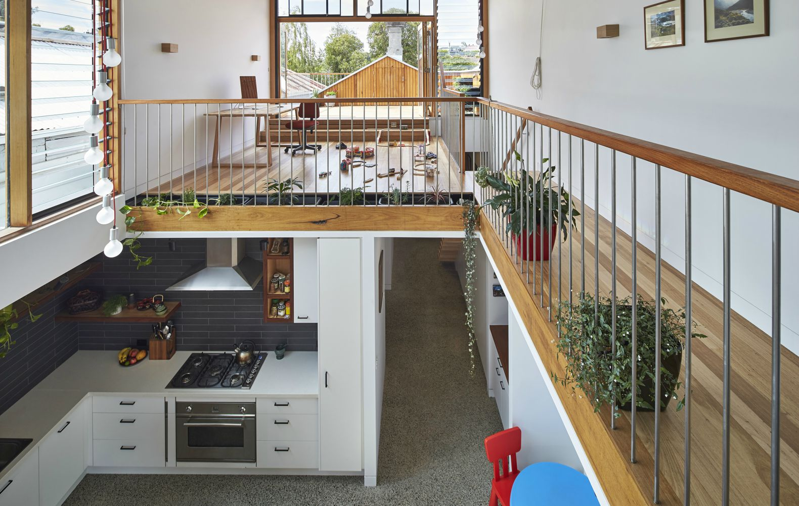 Melbourne architects turn an old terrace house into a gorgeous ...