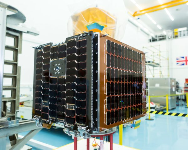 CARBONITE-2, Surrey Satellite Technology Limited, satellite, satellite prototype, technology, satellite technology