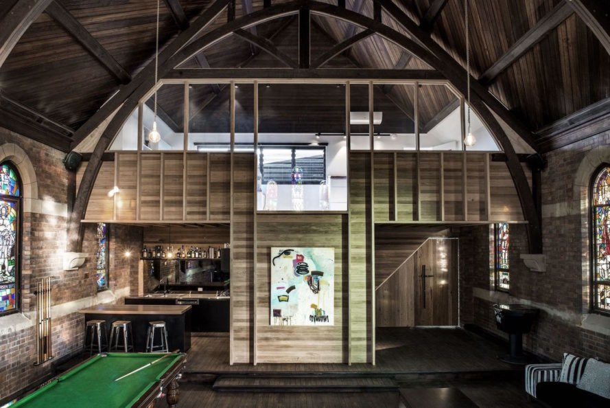 Heritage-listed church repurposed into modern solar-powered home in on winter design house, ceiling design house, garden design house, sketch design house, bathroom design house, architecture design house, furniture design house, cottage design house,