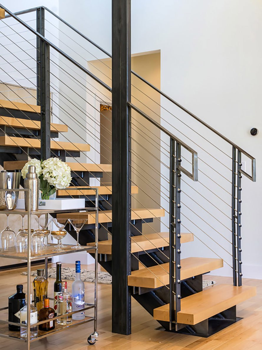 Cable railings, cablerail, Feeney, Feeney cable rail, interior design, interior decor, green design, sponsored post, interior design cable rail, cable rail interior, cable rail exterior, cable rail stairway, cable rail patio, cable rail porch, cable rail view