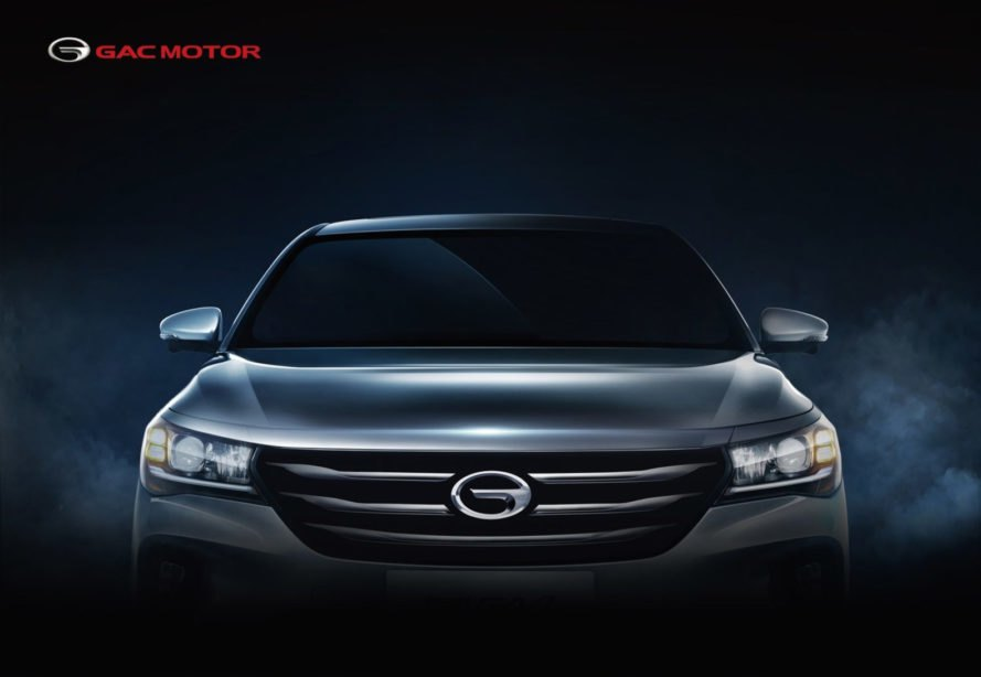 GAC Motor, GA4, GAC GA4, sedan, car, vehicle