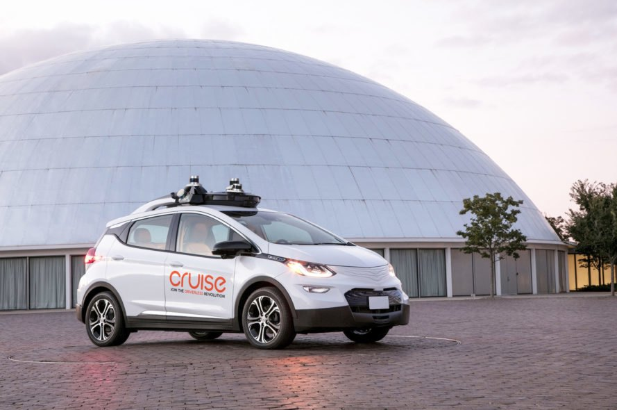 General Motors, GM, Cruise, LIDAR, self-driving, autonomous, driverless