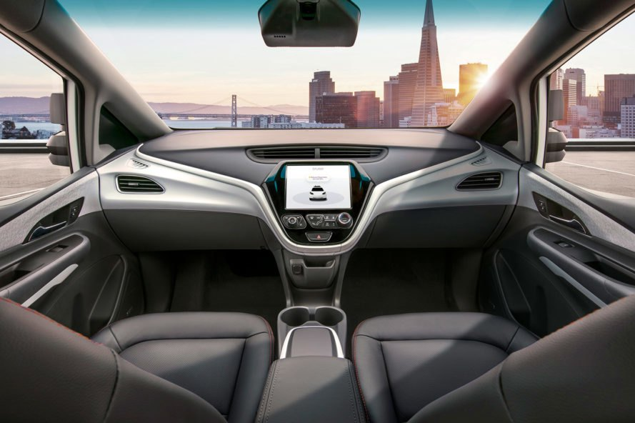 GM wants to deploy fully autonomous, manual control-free vehicles by 2019